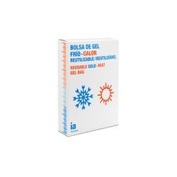 Interapothek bolsa de gel terapia frio / calor 1 unidad reutilizable