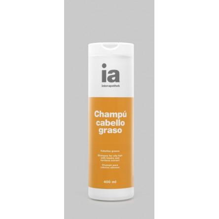 Interapothek champu cabello graso 400 ml