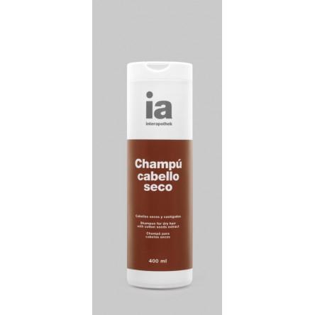 Interapothek champu cabello seco 400 ml