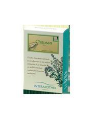 Interapothek chitosan 300 mg. 60 capulas.
