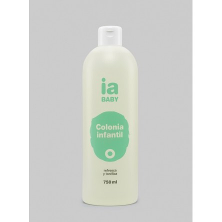 Interapothek colonia infantil 750 ml