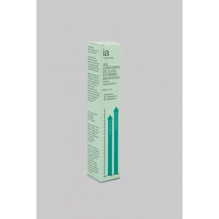 Interapothek contorno de ojos gel antifatiga hidratante extrem 15 ml