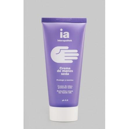 Interapothek crema de manos regeneradora 100 ml