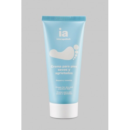 Interapothek crema de pies secos y agrietados 100 ml