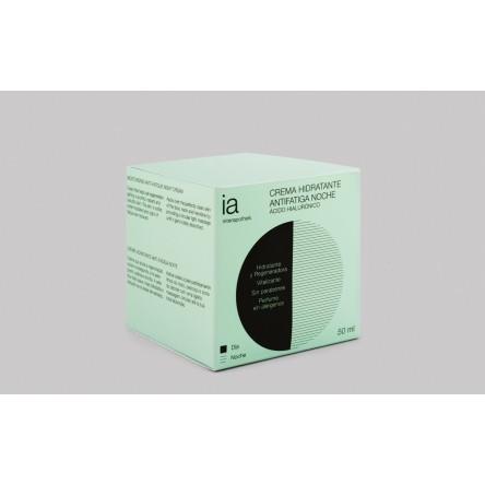 Interapothek crema noche hidratante antifatiga 50 ml