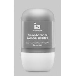 Interapothek desodorante neutro sin alcohol 50 ml