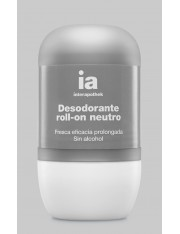 Interapothek desodorante neutro sin alcohol 50 ml