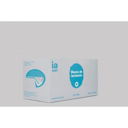 Interapothek discos lactancia 30 unidades