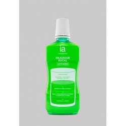 Interapothek enjuague bucal diario 500 ml