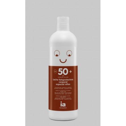 Interapothek fotoprotec spf 50+ leche infantil 400 ml