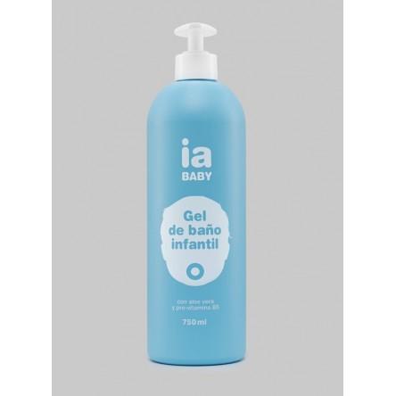 Interapothek gel de baño infantil 750 ml
