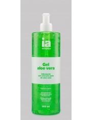 Interapothek gel hidratante puro aloe vera 500 ml