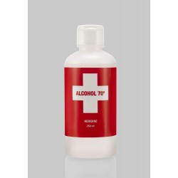 Interapothek heridine alcohol 70º 250 ml