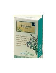 Interapothek hyperico 300 mg. 60 capsulas.