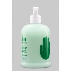 Interapothek jabon de manos con aloe vera 500 ml