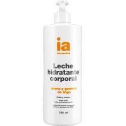 Interapothek leche corporal hidratante con avena dosificador 750 ml