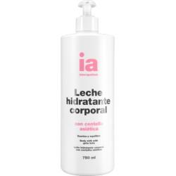 Interapothek leche corporal hidratante con centella asiatica dosificador 750 ml