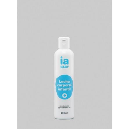 Interapothek leche corporal infantil 200 ml