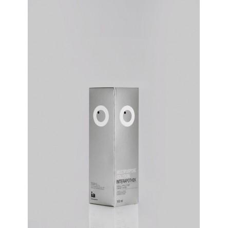 Interapothek lentes de contacto blandas solucion unica 100 ml