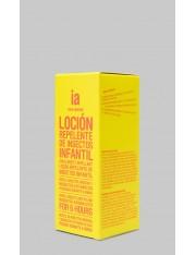 Interapothek locion infantil repelente insectos 100 ml