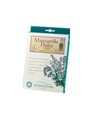 Interapothek manzanilla dulce 15 g.