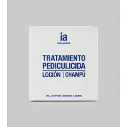 Interapothek pack antipiojos+liendrera