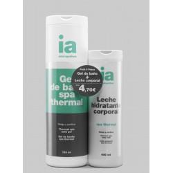 Interapothek pack gel spa+leche spa