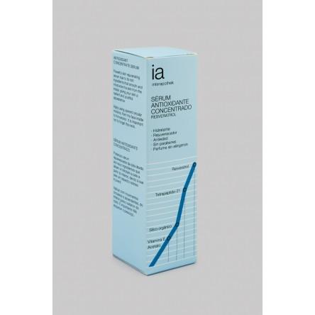 Interapothek serum antioxidante concentrado 30 ml