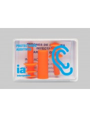 Interapothek tapones oidos adultos silicona inyectada 2 unidades