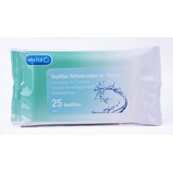 Alvita toallitas refrescantes de manos 25 toallitas