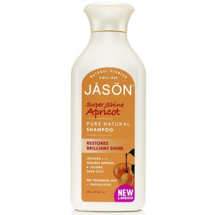 Jason albaricoque champu 473 ml