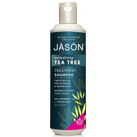 Jason arbol del te champu 500 ml