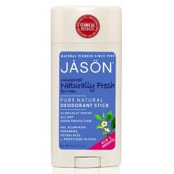 Jason desodorante naturally fresh hombre stick 71 g