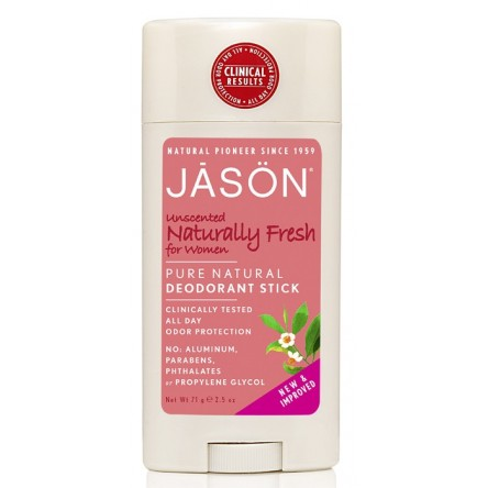 Jason desodorante naturally fresh mujer stick 71 g