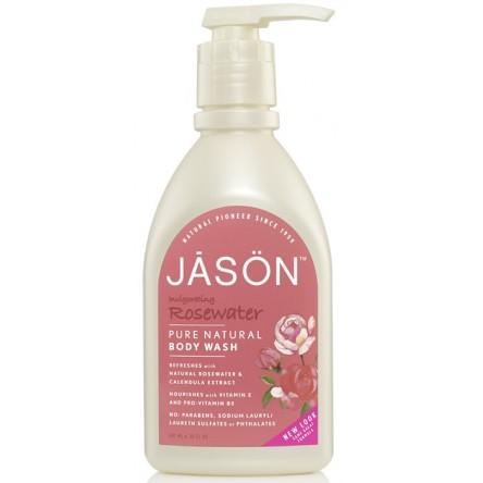 Jason gel de ducha agua de rosas 900 ml