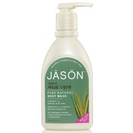 Jason gel de ducha aloe vera 900 ml