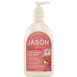 Jason gel de manos agua de rosas 473 ml