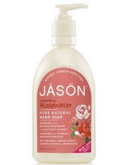 Jason gel de manos agua de rosas 473 ml