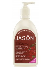 Jason gel de manos arandano rojo 500 ml