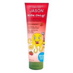 Jason kids only dentifrico fresa 125 g
