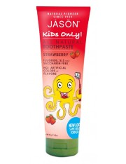Jason kids only dentifrico fresa 125 g