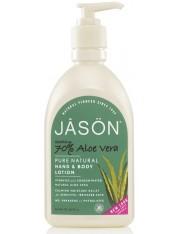Jason locion corporal aloe vera 70% 454 g