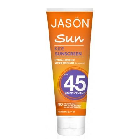 Jason niños fps 45 113 g