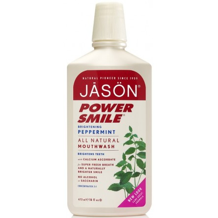 Jason power smile colutorio 473 ml