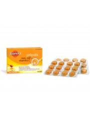 Juanola pastillas blandas propol limon miel vitamina c 24 pastillas