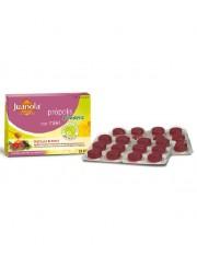 Juanola pastillas blandas propol hiedra frutas del bosque 24 pastillas