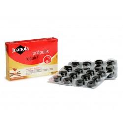 Juanola pastillas blandas propolis regaliz 24 pastillas