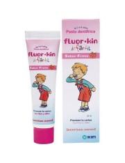 Kin fluor-kin pasta anticaries fresa 75 ml