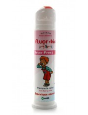 Kin fluor infantil pasta dentifrica 100 ml