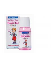 Kin fluor infantil colutorio semanal 0,2 100 ml